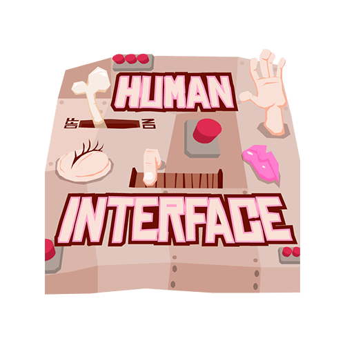 Human Interface unique UI sounds were created by mouth sound library