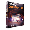 Iconic Construction Kit Vol 1 - 6 construction kits Boom Bap, Old School and Hip Hop drums
