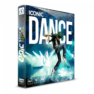 Iconic Dance - Library of drum samples for Electronic, Dance and Dubstep genres