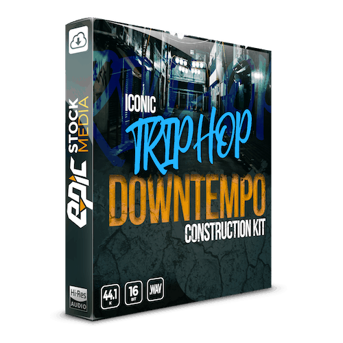 Iconic Trip Hop Downtempo Construction Kit - featuring genres such as Trip Hop, Underground, and Alternative