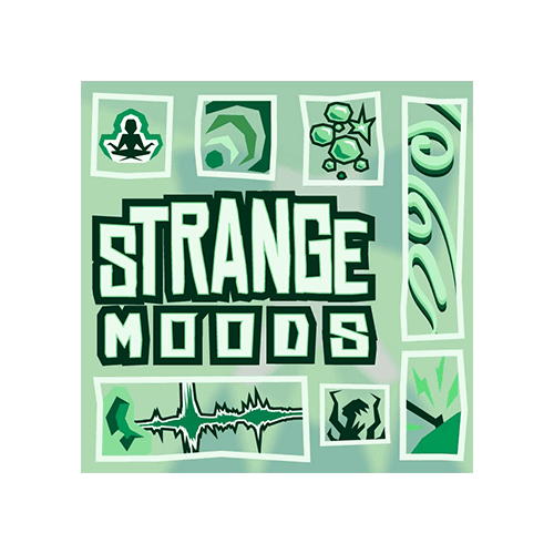 Strange Moods strange drones, moods, sweeteners and eerie ambiences sound library