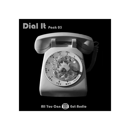 Dial It Part 3 phone sound effects library