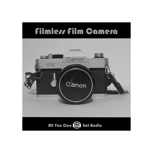 Filmless Film Camera Sound Effects Library