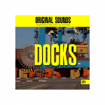Docks Sound effect ambience library