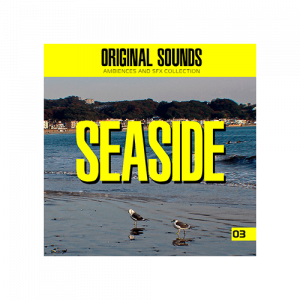 Seaside Sound effect ambience library