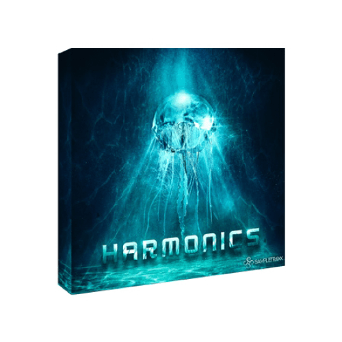 Harmonics mysterious soundscapes, textures, atonal and microtonal elements, deep evolving drones sound library