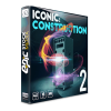 Iconic Construction Kit 2 - 20 Hip Hop Boom Bap Construction Kits