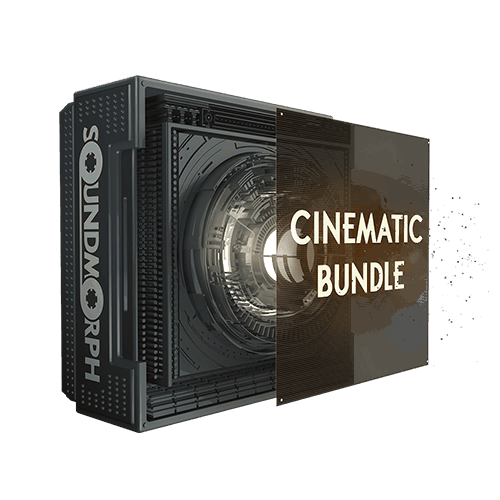 Cinematic Bundle Sound FX's for film and television