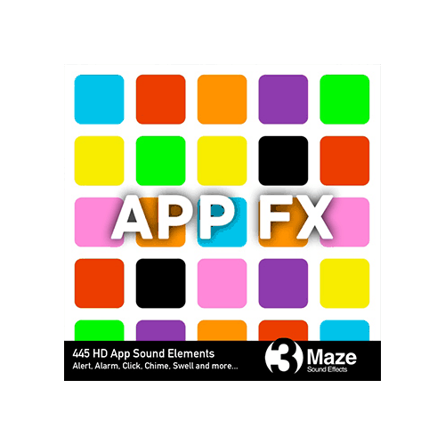App FX Sound Effects for Mobile Games