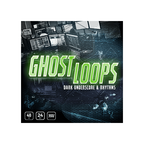 Ghost Loops music sound effects library