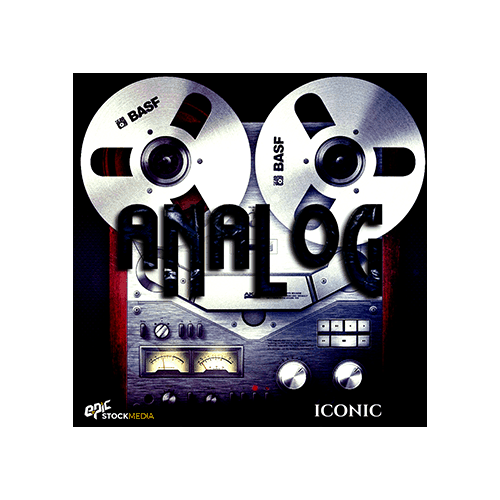 Iconic Analog Drums Samples