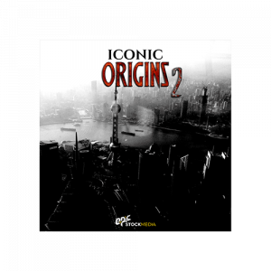 Iconic Origins 2 Boom Bap Drum Samples