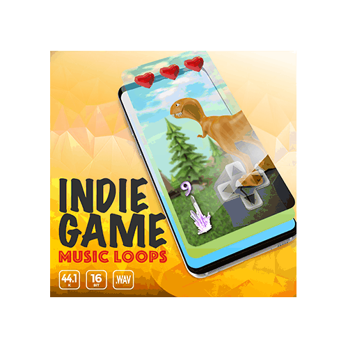 Indie Game Music Loops sound effects