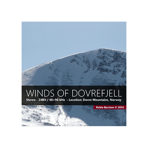 Winds of Dovrefjell Ambience Sound Effects