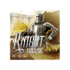AAA Game Character Knight Cover