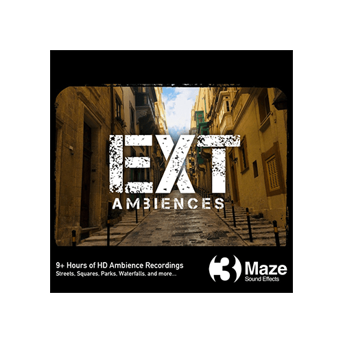 Ext Ambience Sounds