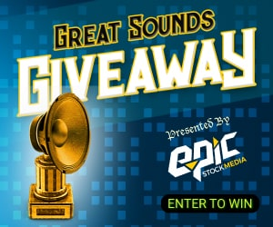 Sound Effects Giveaway Free