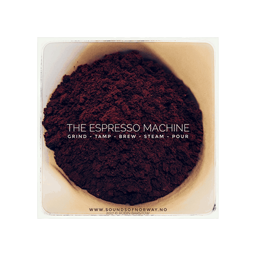 The Espresso Machine Coffee Machine Sound Effects