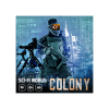 Scifi World Colony Cover