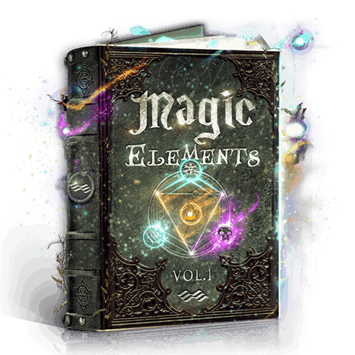 Magic Elements vol 1 - magic game sounds elements