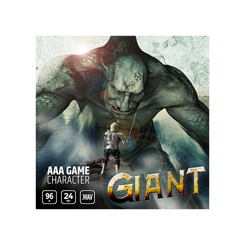 aaa game character giant voice sound effects cover