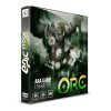 aaa game character orc voice sound effects box