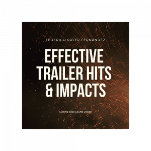 Effective Trailer Hits and Impacts sound effects
