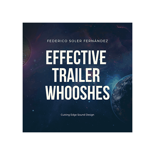 Effective Trailer Whooshes sound effects