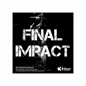 final impact sound effects