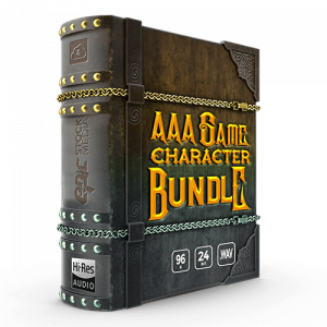 AAA Character Voices Bundle Box