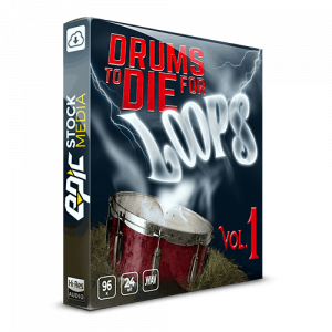 Drums To Die For Loops Box