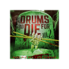 Drums to Die For Cover V2 Dark Hip Hop Drum Samples