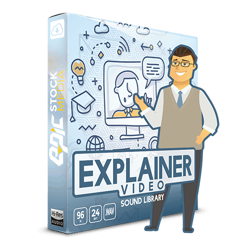 Explainer Video Sound Kit