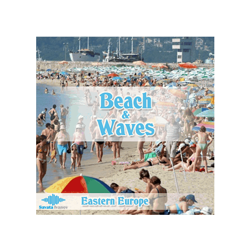 Beach and Waves Ambience Sound Effects