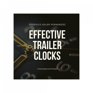 Effective Trailer Clocks cinematic Sound effects