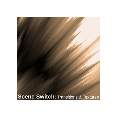 Scene Switch Transitions and Textures