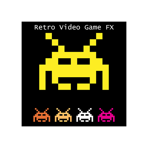 Retro Video Game FX