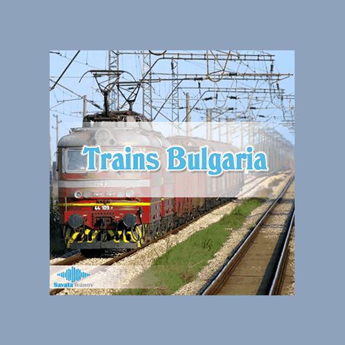 Trains Bulgaria Sound Effects