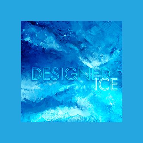 Designed Ice - Cover