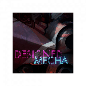 Designed Mecha - Cover