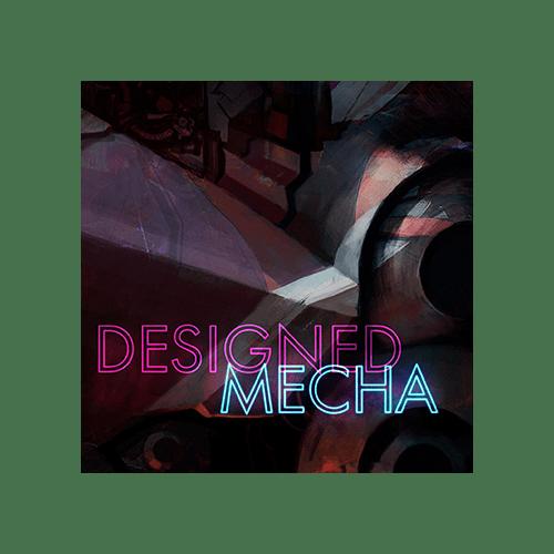 Designed Mecha - Cover
