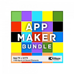 App Maker Bundle Sound Effects