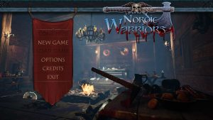 Nordic Warriors Game Screenshot