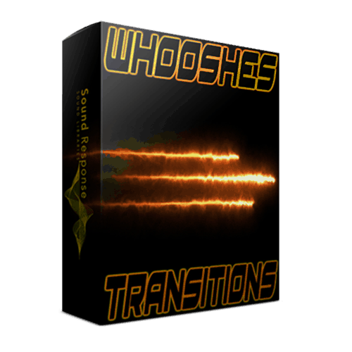 Whooshes and Transition Sound Effects