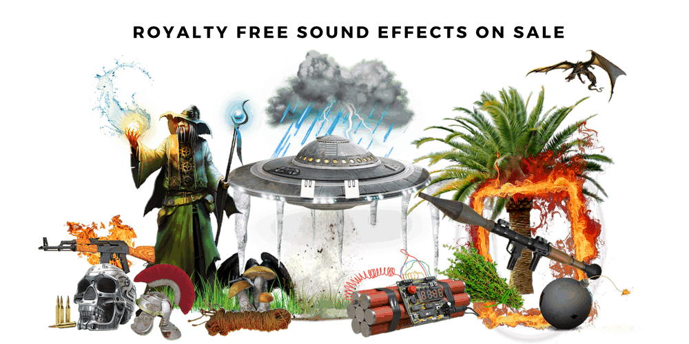 epic stock media sound effects for game and film