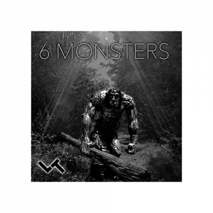 6 Monsters Sound Effects