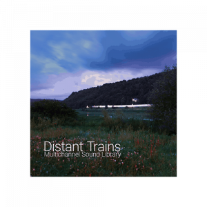 Distant Trains triple-stereo
