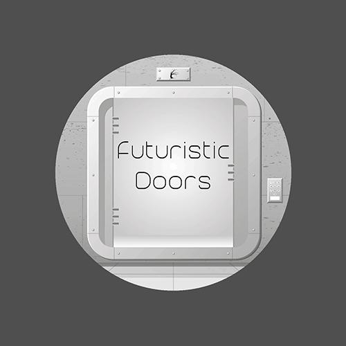 Futuristic Doors