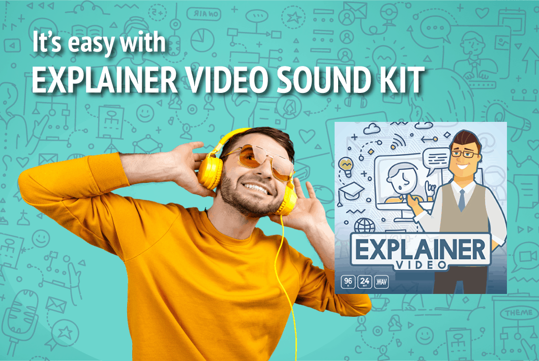 Explainer Video Animation Sound FX