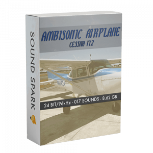 Ambisonic Airplane